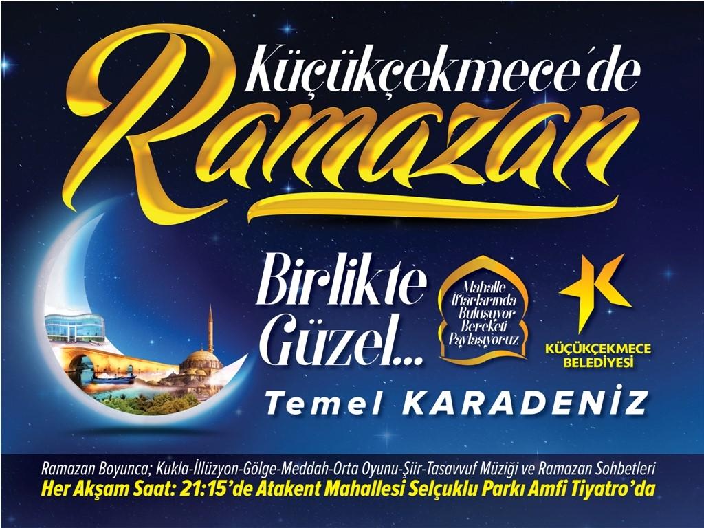 RAMAZAN BOYUNCA 21 MAHALLEDE İFTAR