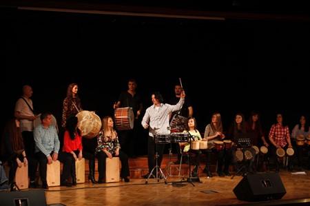 Küçükçekmece Belediyesi Müzik Akademisi 2018-2019  Perküsyon Orkestrası Sınavı Sonuç Listesi
