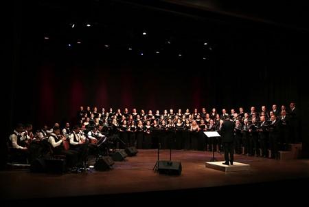 Küçükçekmece Belediyesi Müzik Akademisi 2018-2019  Türk Halk Müziği Korosu Sınavı Sonuç Listesi