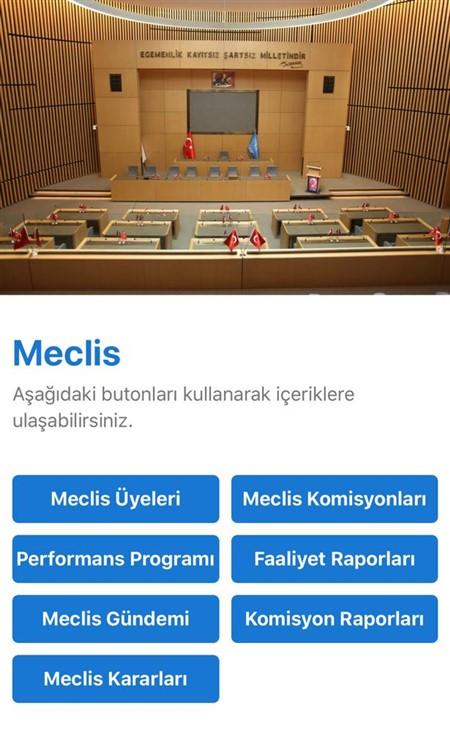 Küçükçekmece Belediyesi Mobil Meclis Uygulamamız Yayında